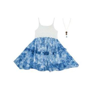 Beautees Big Girls 2 Piece Dress Set