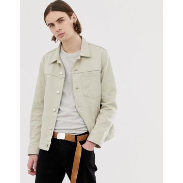 Weekday Core Bedford Jacket-Beige