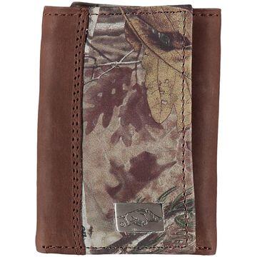 Arkansas Razorbacks Tri-Fold Camo Wallet