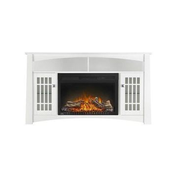 Napoleon NEFP27-0815W Cinema Series Electric Fireplace with Adele Mantel
