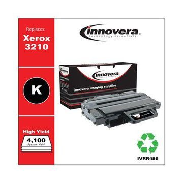 Innovera Remanufactured Black High-Yield Toner Cartridge, Replacement for Xerox R1485 (106R01485), 4,100 Page-Yield -IVRR486