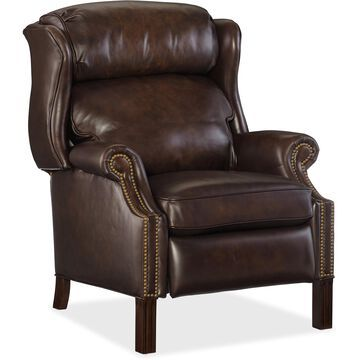 Hooker Furniture Living Room Finley Recliner