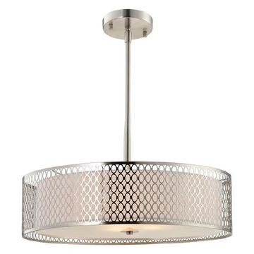 Woodbridge Lighting Spencer LED Pendant, Large