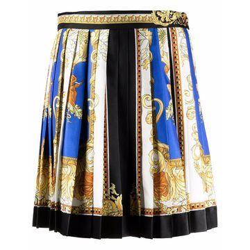 Versace Skirts Blue