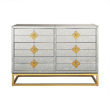 Delphine Six-Drawer Dresser by Jonathan Adler