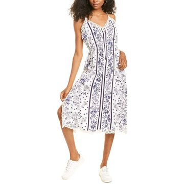 Sandro Wera Midi Dress