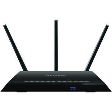 Netgear R7000100PAS Nighthawk Dual Band WiFi Gigabit Router