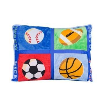 Wildkin's Game on Pillow Sham Bedding