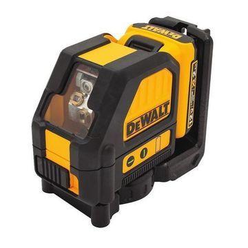 DEWALT DW088LG 12V Max Green Cross Line Laser Kit