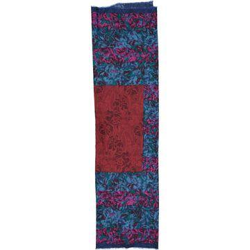 Emanuel Ungaro Multicolour Cotton Scarves