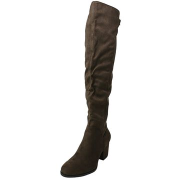 Call It Spring Women's Yorelith Knee-High Microfiber Boot