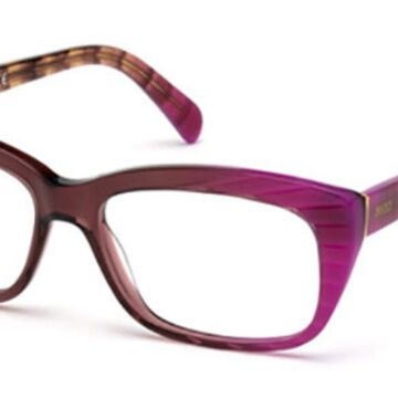 Emilio Pucci EP5006 090 Womens Glasses Purple Size 54 - Free Lenses - HSA/FSA Insurance - Blue Light Block Available