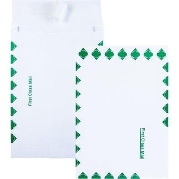 Quality Park, QUAS3715, SHIP-lite Expansion Envelopes, 100 / Box, White