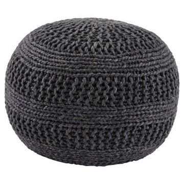 Ottoman Black - Signature Design by Ashley