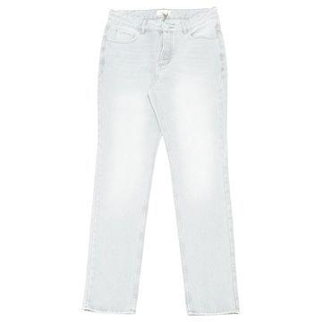 American Vintage Grey Cotton Jeans
