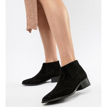 Vero Moda Leather Boot