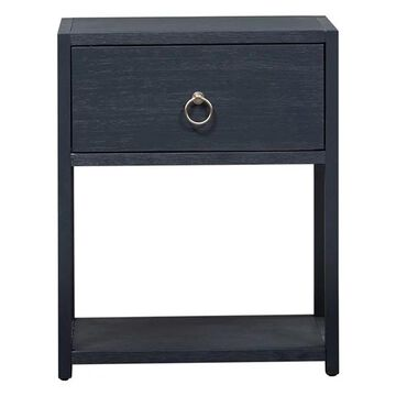 Liberty Furniture Midnight 1 Shelf Accent Table