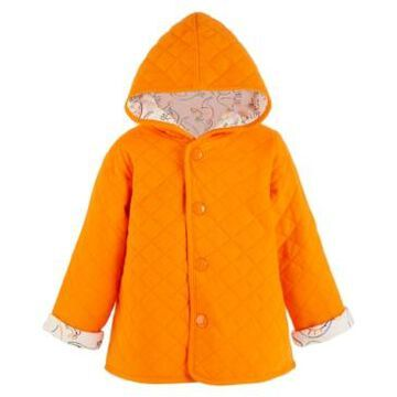 First Impressions Baby Boys Dino Quilted Jacket, Created for Macy's
