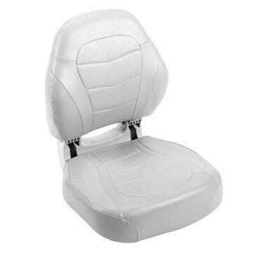 Wise 3155-784 Torsa Pro 1 Boat Seat, White