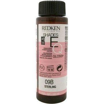 Redken Shades EQ Color Gloss 09B, Sterling, 2 Oz