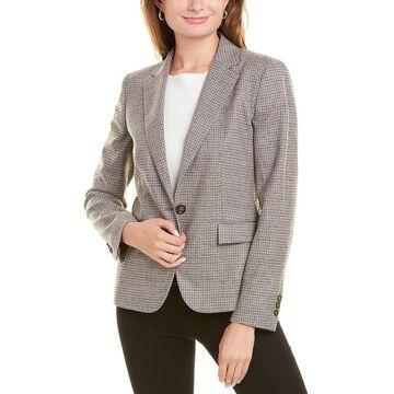 Les Copains Wool-Blend Jacket