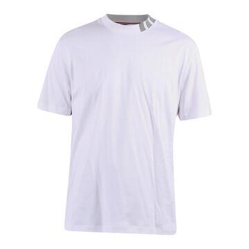 Thom Browne Striped Details T-shirt