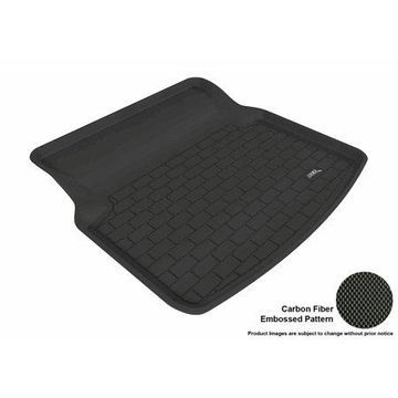 3D MAXpider 2010-2016 MB E-Class (C207) Coupe All Weather Cargo Liner in Black with Carbon Fiber Look