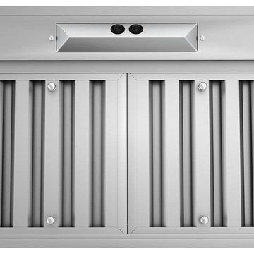 Zephyr AK8800A 500 - 1000 CFM 30 Inch Wide Insert Range Hood from the Willow Se