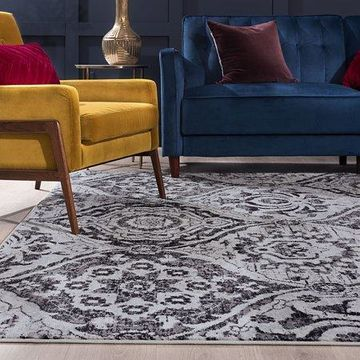 Bliss Rugs Ellie Transitional Indoor Area Rug