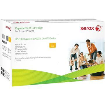 Xerox 106R02219 Toner Cartridge (CE262A) - Yellow - Laser - 11000 Page