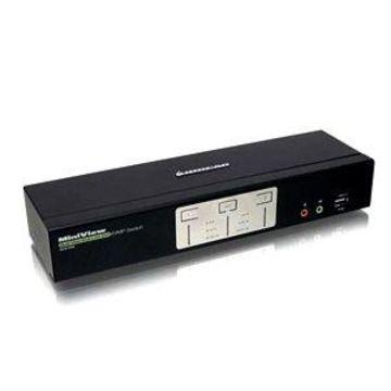 IOGEAR GCS1642 2-Port DVI KVMP Switch