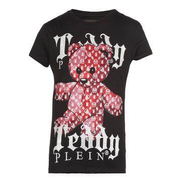 Philipp Plein T-shirt Teddy Monogram