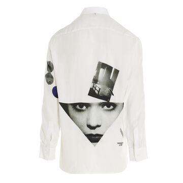 Oamc collage Shirt Shirrt