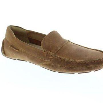 Sebago Kedge Venetian Tan Leather Mens Casual Loafers & Slip Ons
