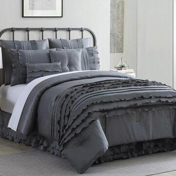 Amrapur Overseas Giselle 8-piece Embellished Comforter Set
