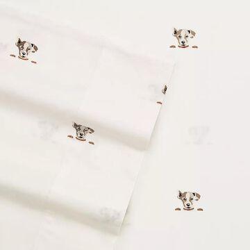 ED Ellen DeGeneres Augie Pillowcase Pair, White, Twin