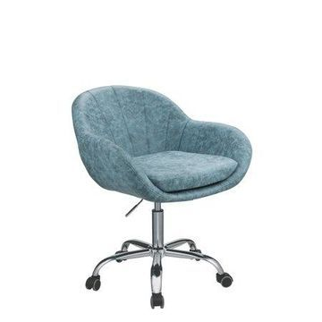 ACME Giolla Office Chair in Peacock