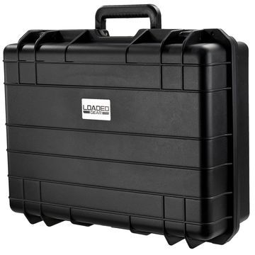 BARSKA BH11862 BARSKA LOADED GEAR HD-400 HARD CASE - LARGE BLACK
