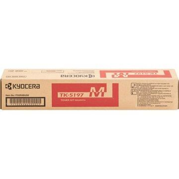 Kyocera, KYOTK5197M, Ecosys 306ci Toner Cartridge, 1 Each