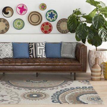 Artistic Weavers Lounge Alanna 5' x 8' Rectangular Area Rug
