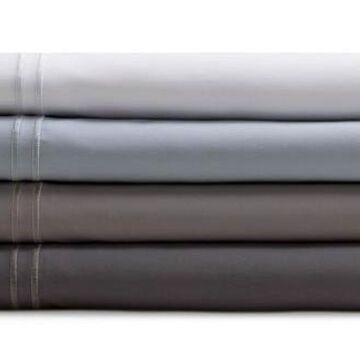 Malouf Woven Smoke King Supima Premium Cotton Pillowcases