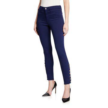 Piper High-Rise Skinny Jeans