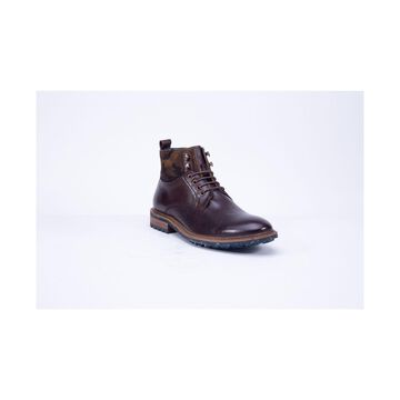 Men's Leather Lace Up Boot