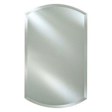 Afina Radiance Frameless Bevel Double Arch Mirror, 16x26