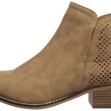 Madden Girl Womens Neville Fabric Pointed Toe Ankle Clog