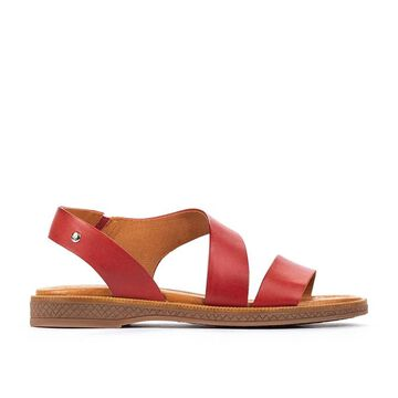 PIKOLINOS leather Flat Sandals MORAIRA W4E