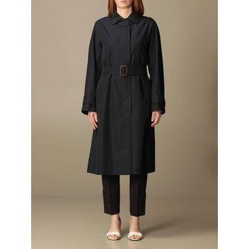 Max Mara trench coat in waterproof gabardine