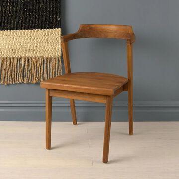 Aurora Home Kamasan Solid Teak Chair