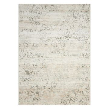 Nourison Euphoria Detailed Lattice Scroll Rug
