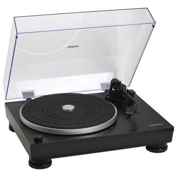 Audio-Technica AT-LP5 Direct-Drive Turntable in Black